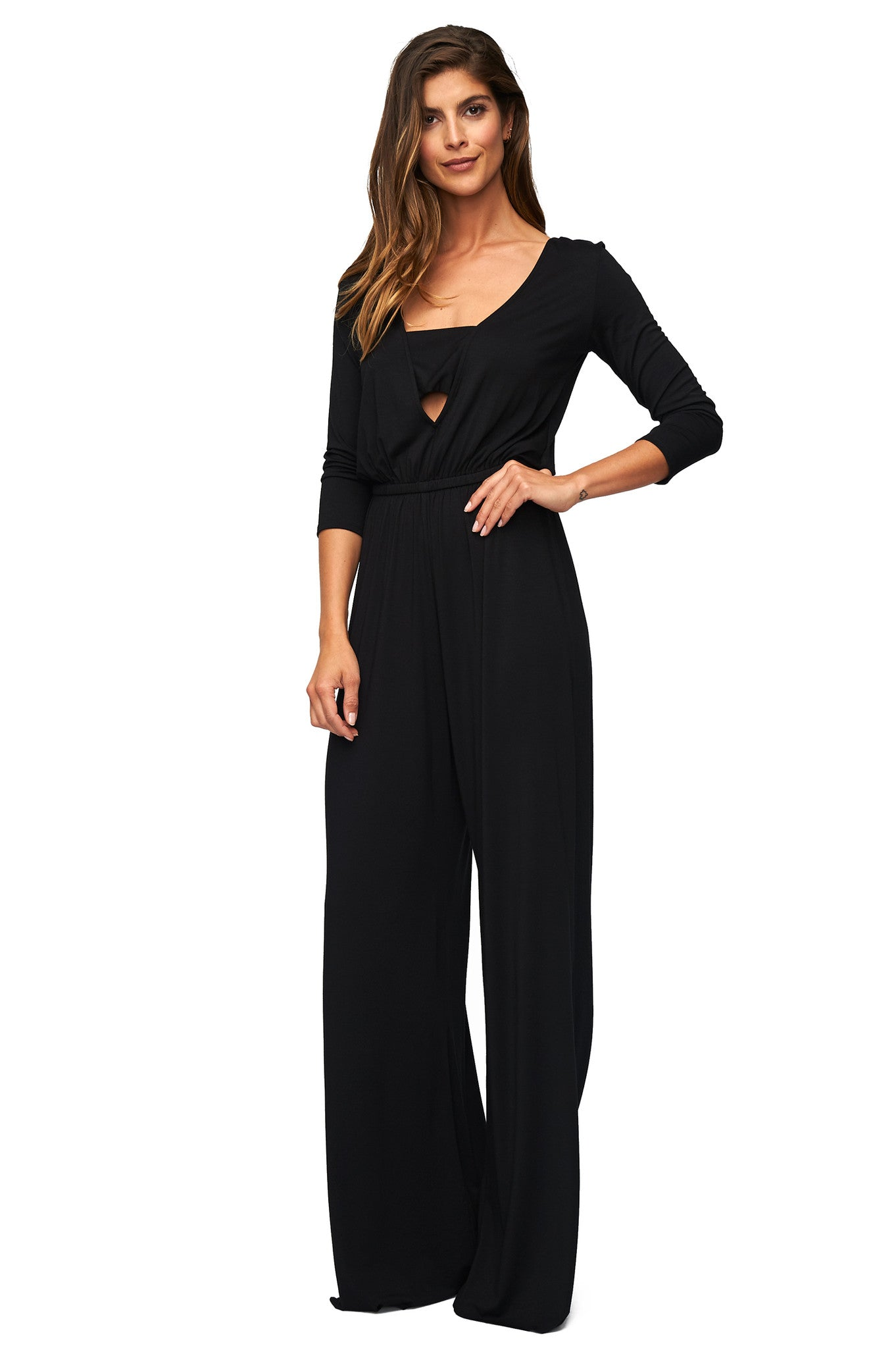 Niven Jumpsuit - Black