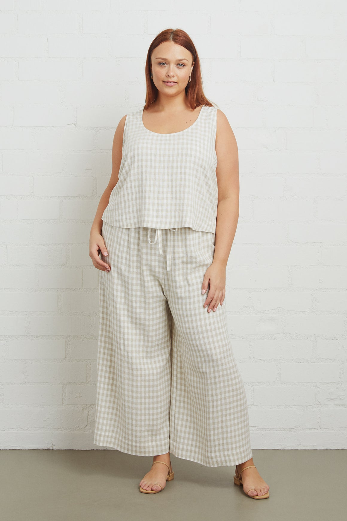 Linen Lyric Pant - Plus Size