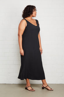 Linen Simona Dress - Plus Size
