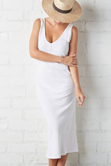 Linen Simona Dress
