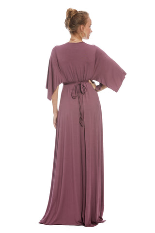 Long Caftan Dress - Cameo