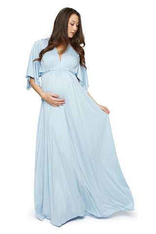 LONG CAFTAN DRESS - Cielo