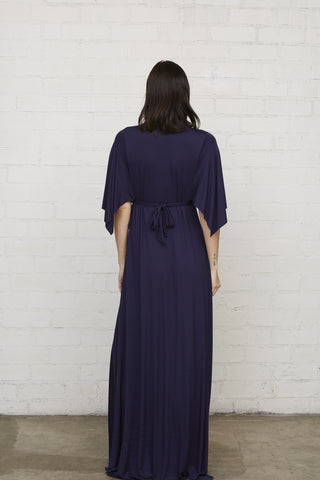 Long Caftan Dress - Cove, Maternity