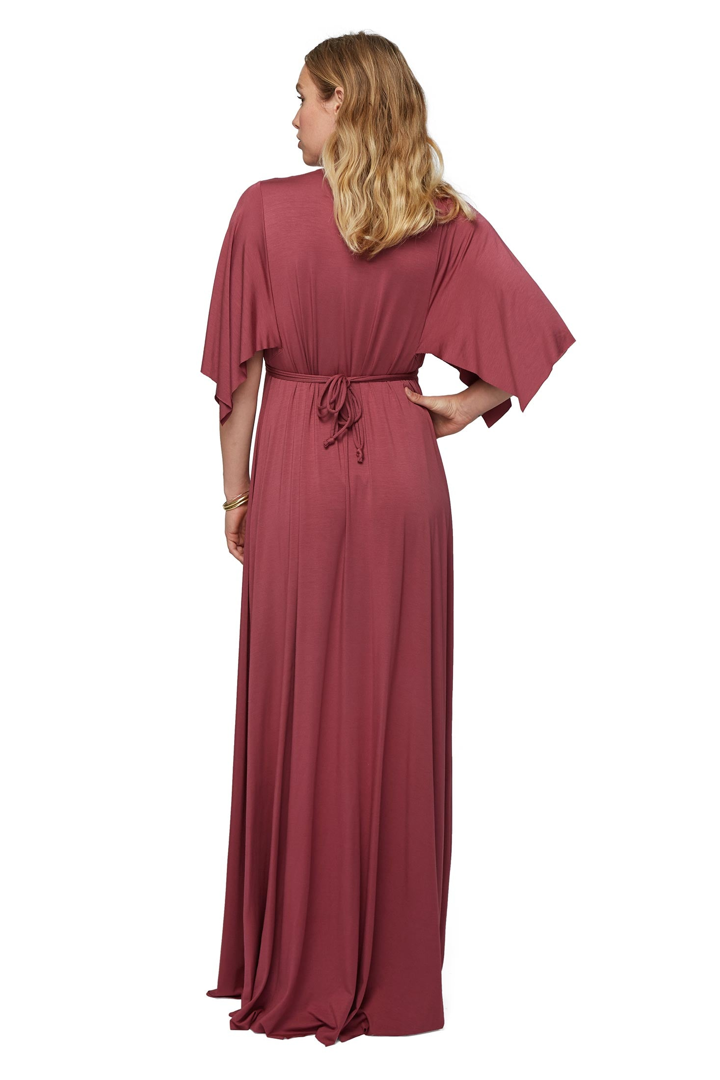 Long Caftan Dress - Dahlia