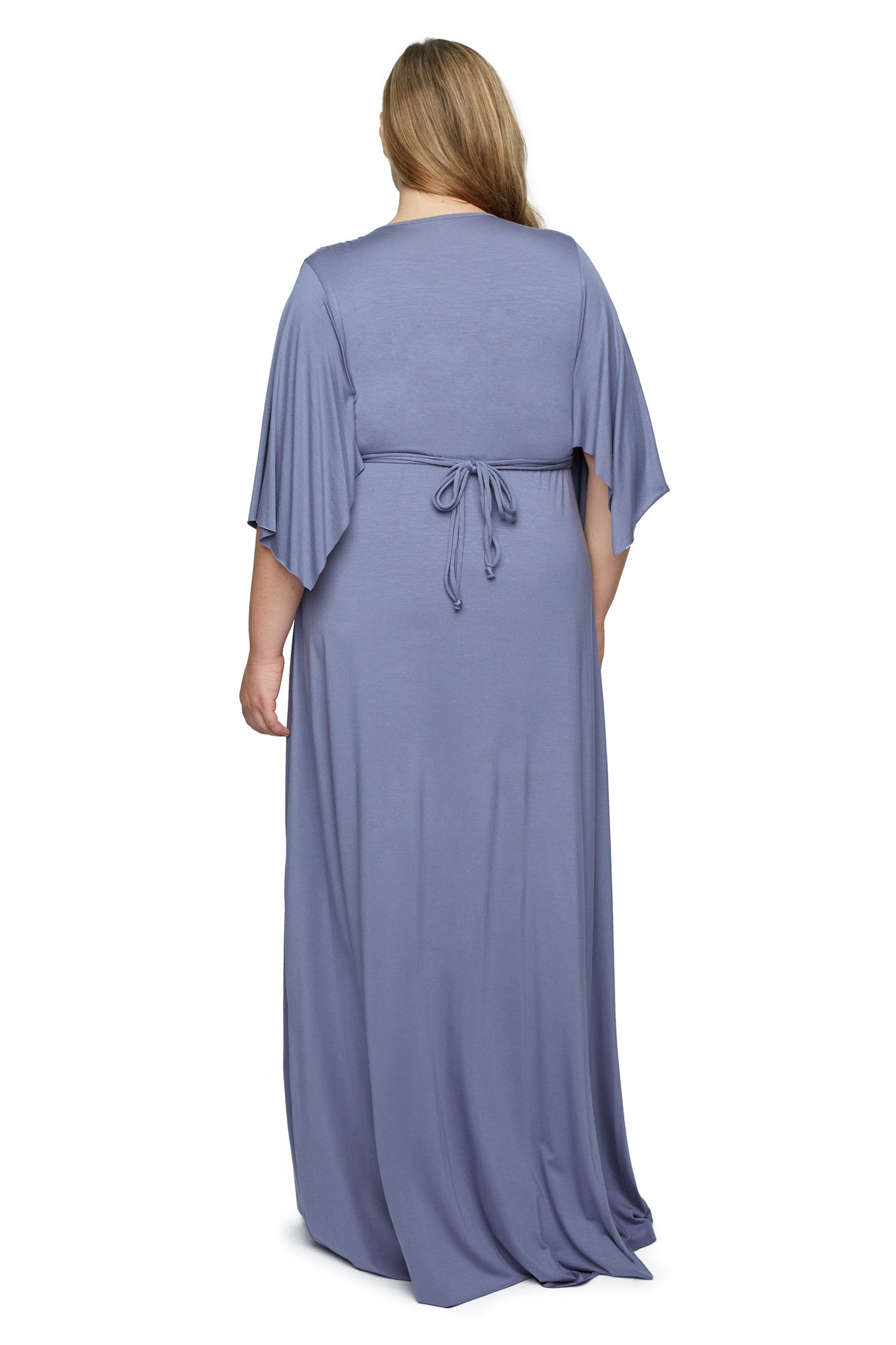 Long Caftan Dress - Nimbus