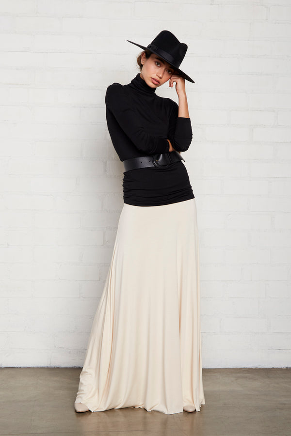 Long Full Skirt