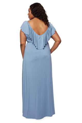 Loren Dress - Bay, Plus Size