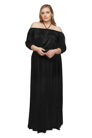 Lorenzia Dress WL - Black
