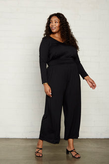 Lucas Jumpsuit - Plus Size