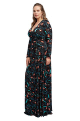 Harlow Dress - Vine, Plus Size