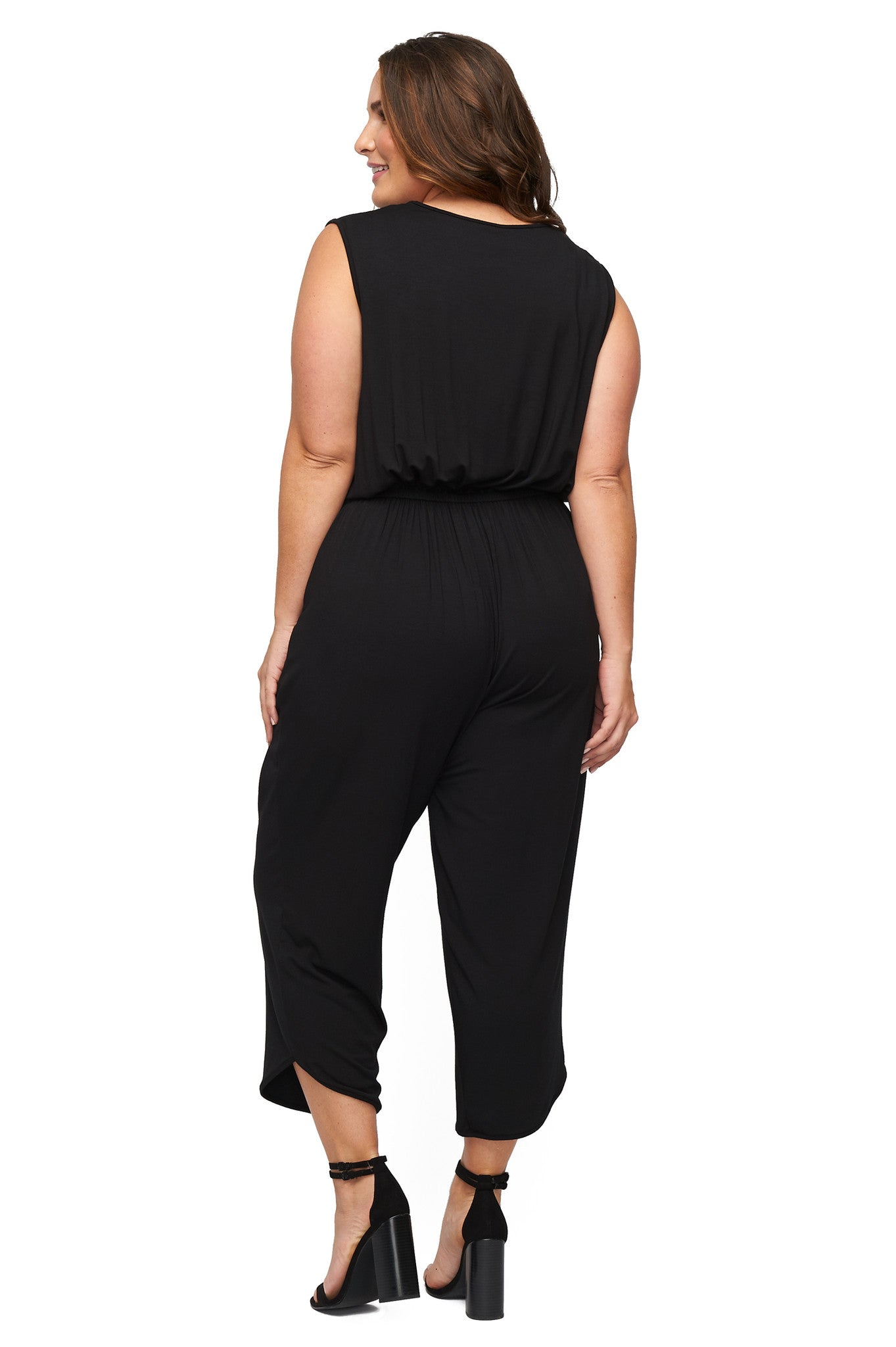 Lura Jumpsuit WL - Black