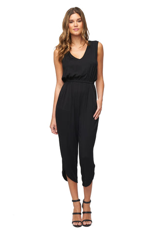 Lura Jumpsuit - Black