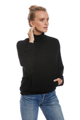 Luxe Rib Danica Top - Black