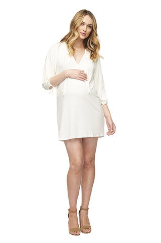 MEI MEI DRESS - WHITE