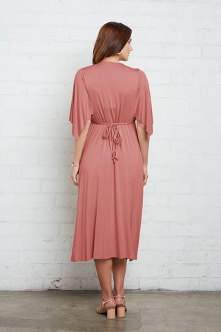 Mid-Length Caftan Dress - Cosmos, Maternity