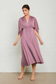 Mid-Length Caftan Dress