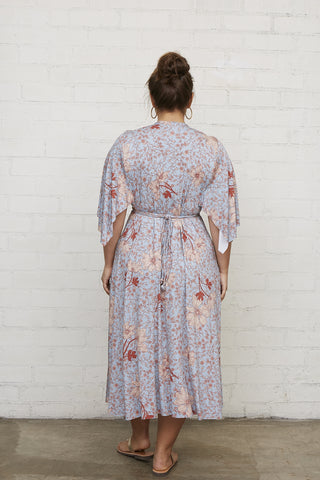 Mid-Length Caftan Dress - Prairie, Plus Size