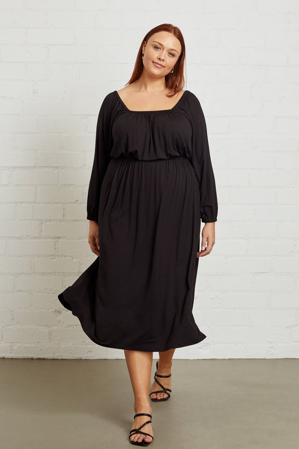 Nicolette Dress - Plus Size