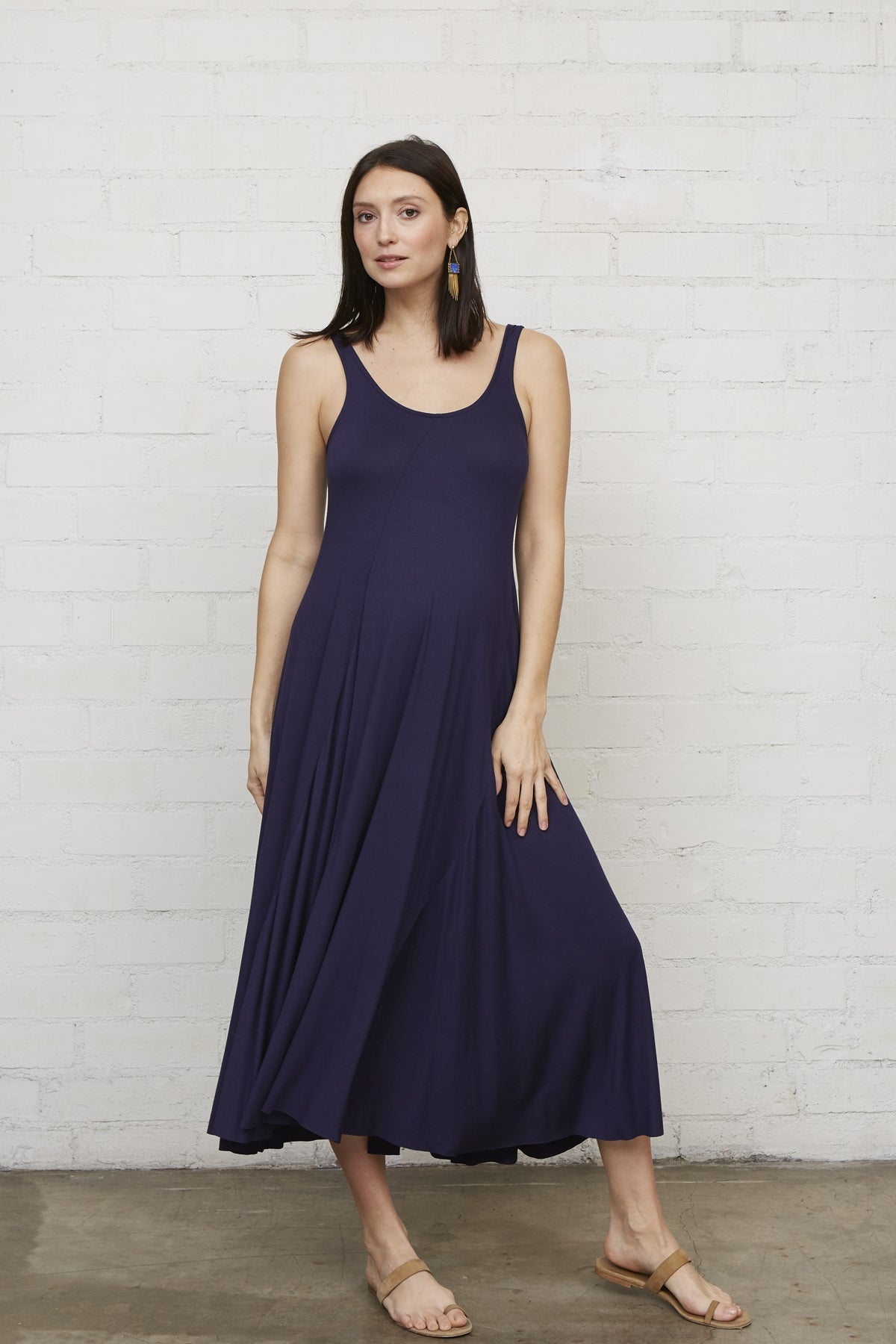 Nora Dress - Cove, Maternity