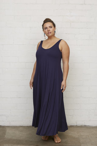 Nora Dress - Cove, Plus Size