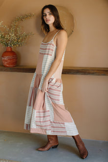 Patchwork Willis Dress