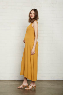 Pucker Rayon Fiona Dress - Maternity