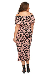 Pascal Dress WL Print - Jaguar