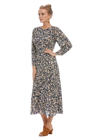 Pointelle Rayon Dale Dress - Marguerite