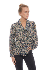 Pointelle Rayon Fable Top - Marguerite