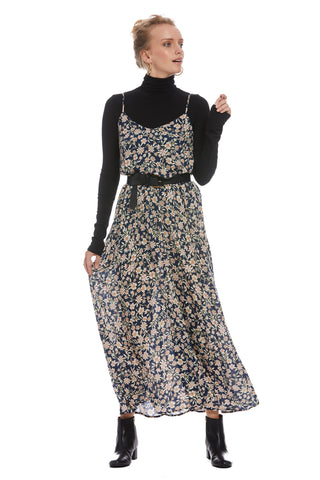 Pointelle Rayon Simi Dress - Marguerite