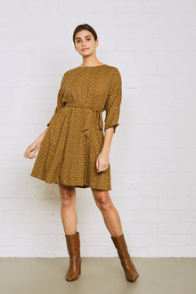 Rayon Ellis Dress