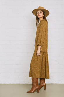 Rayon Gail Dress