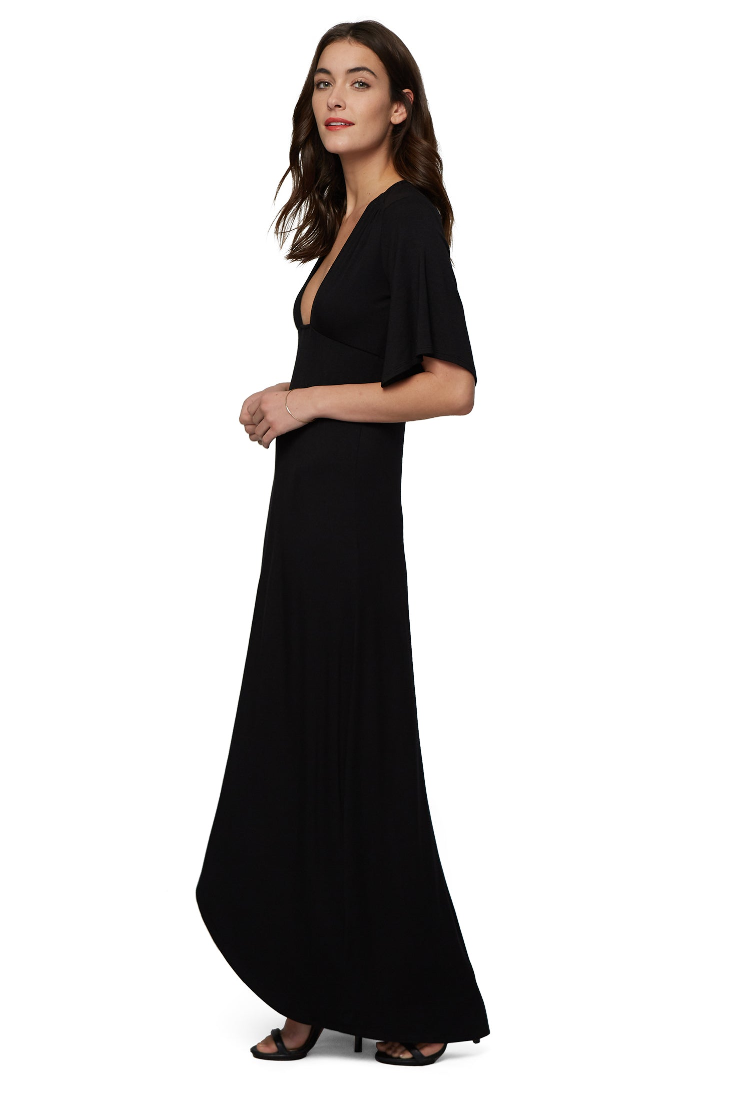 Sylvette Dress - Black