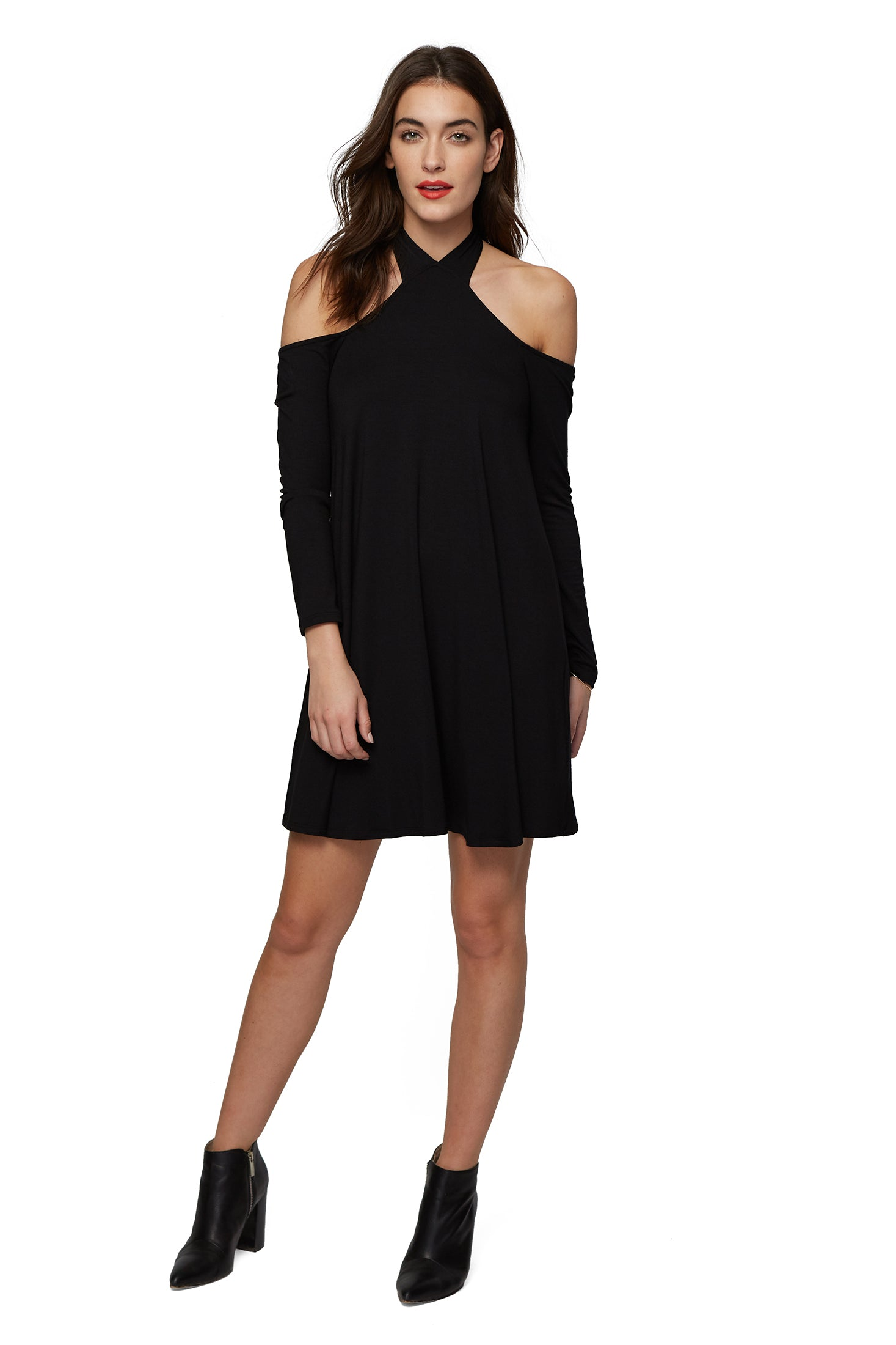 Paulee Dress - Black