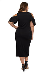 Cosmos Dress WL - Black
