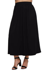 Slim Skirt WL - Black