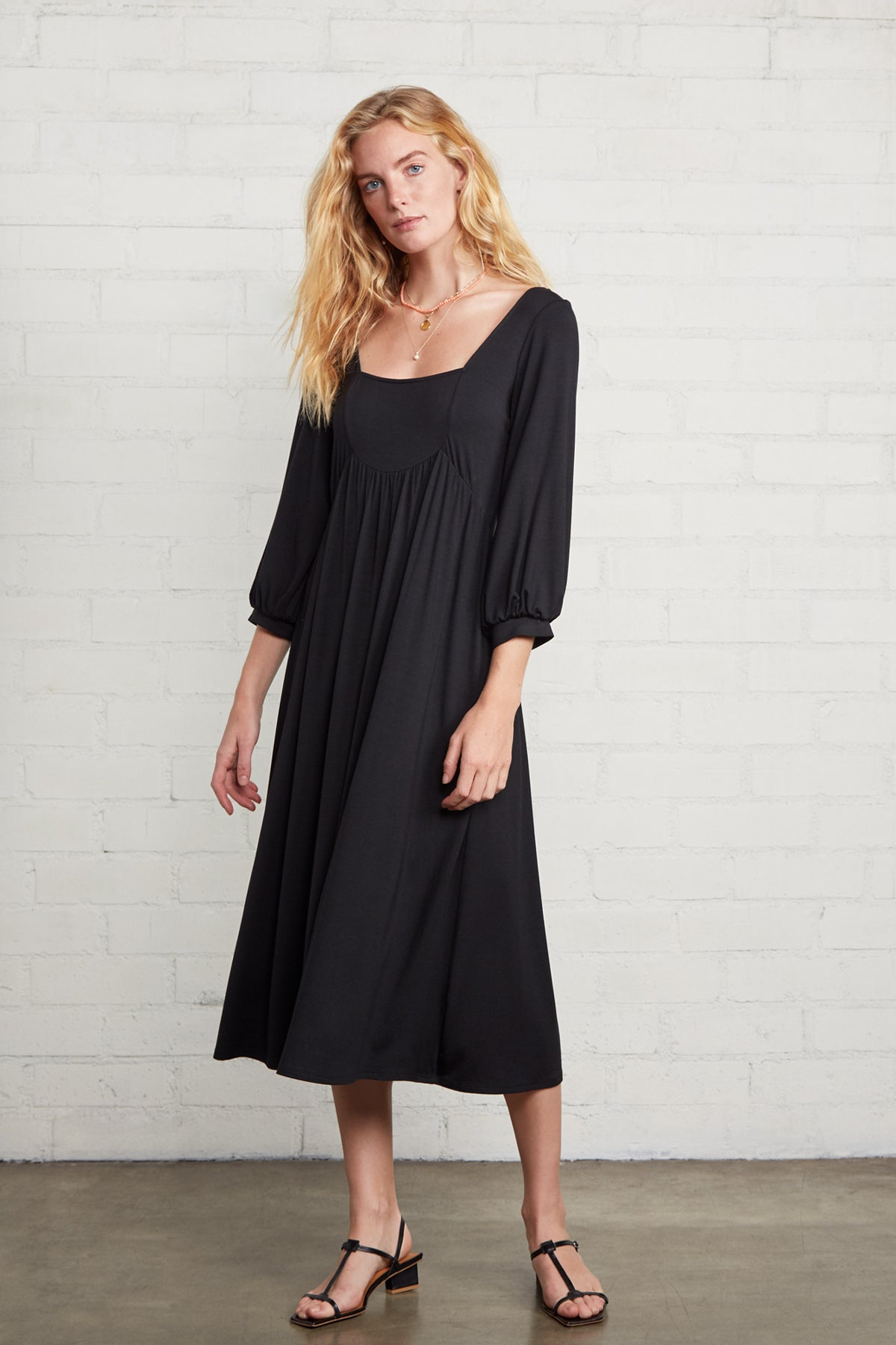Raphaela Dress - Black