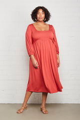 Raphaela Dress - Mineral, Plus Size