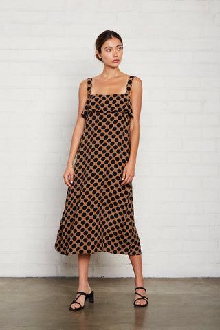 Rayon Branwen Dress - Dot