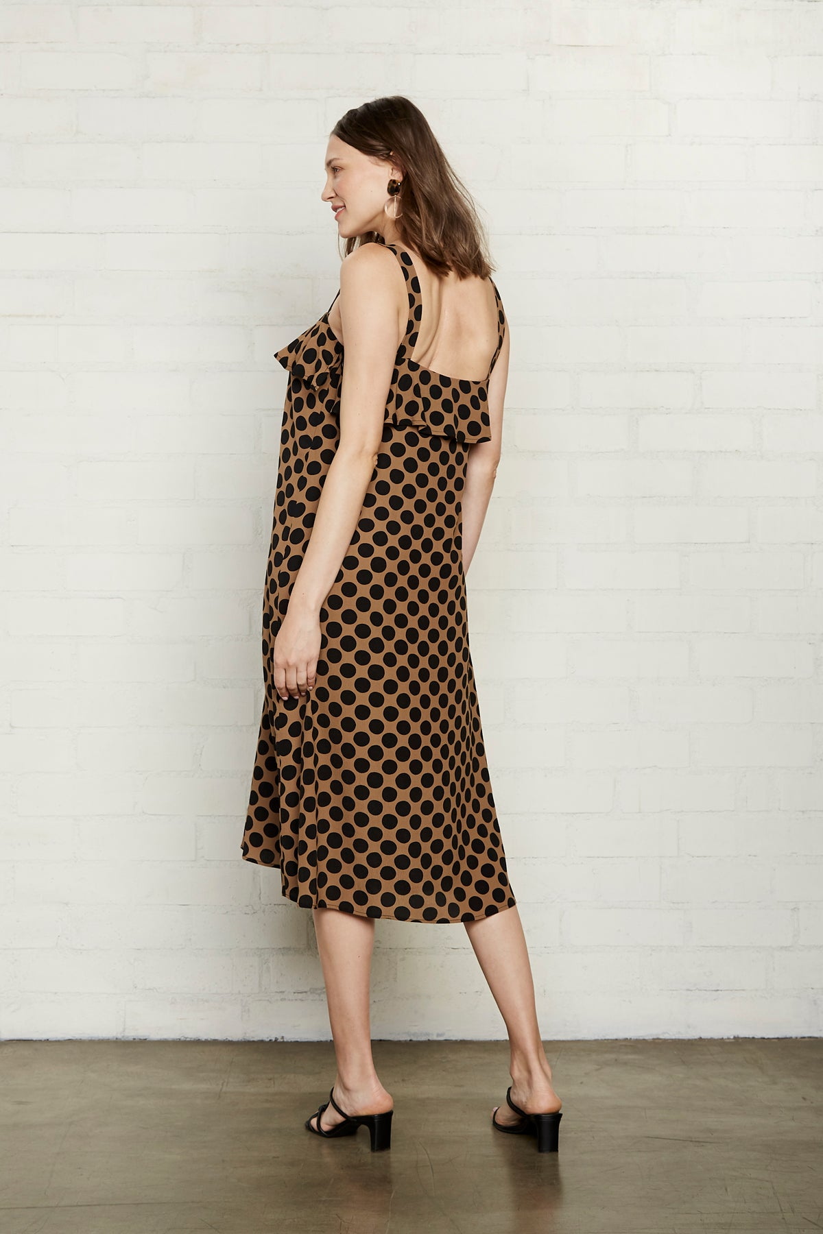 Rayon Branwen Dress - Dot, Maternity