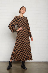 Rayon Zola Dress - Dot