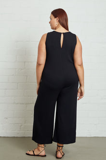 Rib Remy Jumpsuit - Plus Size
