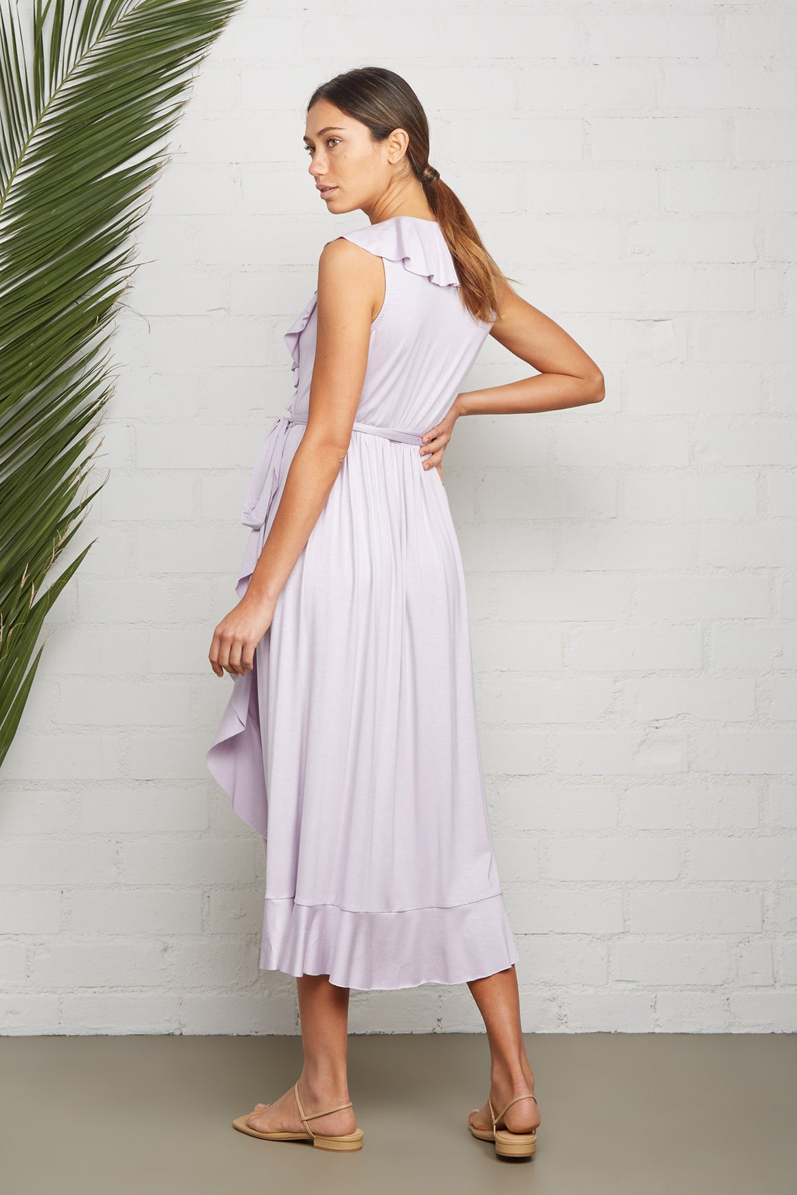 Rowena Wrap Dress