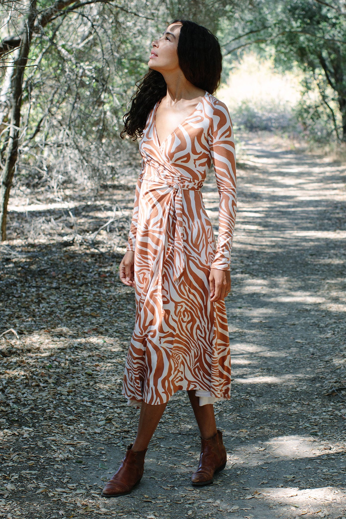 Mid-Length Harlow Dress