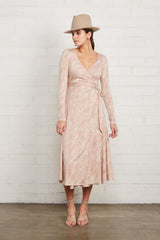 Mid-Length Harlow Dress - Snake