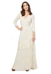 Sevilla Dress - Cream