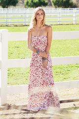 Sienna Dress Print - Lover Jardin