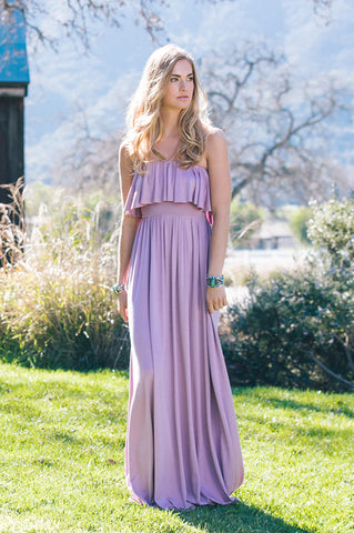 Sienna Dress - Violeta