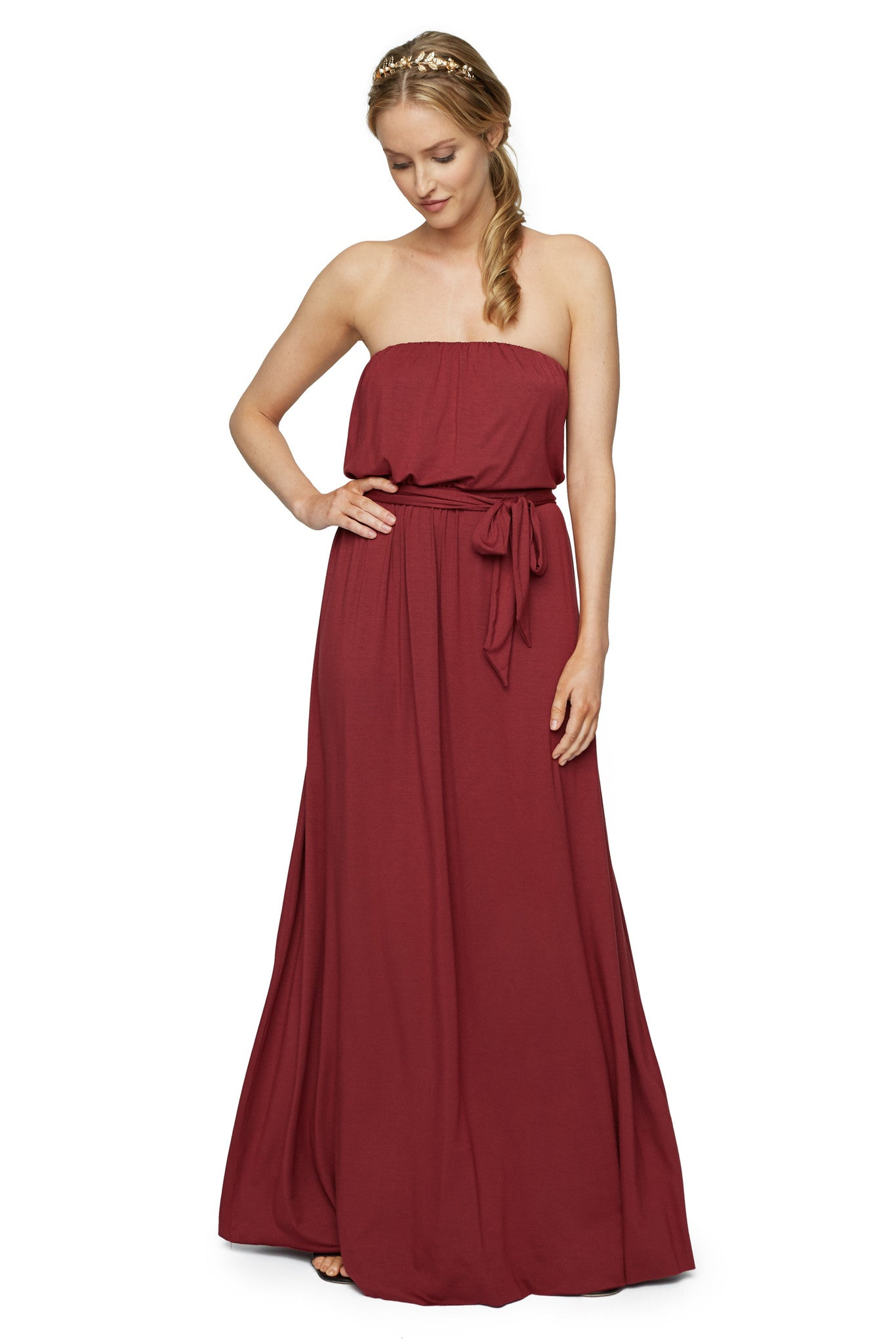 Tery Dress - Heirloom