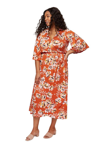 Tristan Dress - Zahara, Plus Size